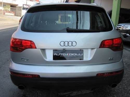 Audi Q7 4.2 V8 FSI - Foto #8