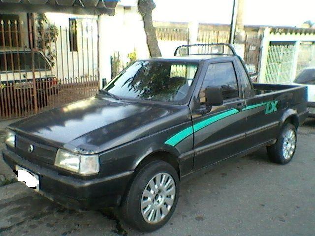 Fiat Fiorino Pick-Up LX - Foto #1