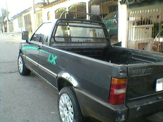 Fiat Fiorino Pick-Up LX - Foto #2