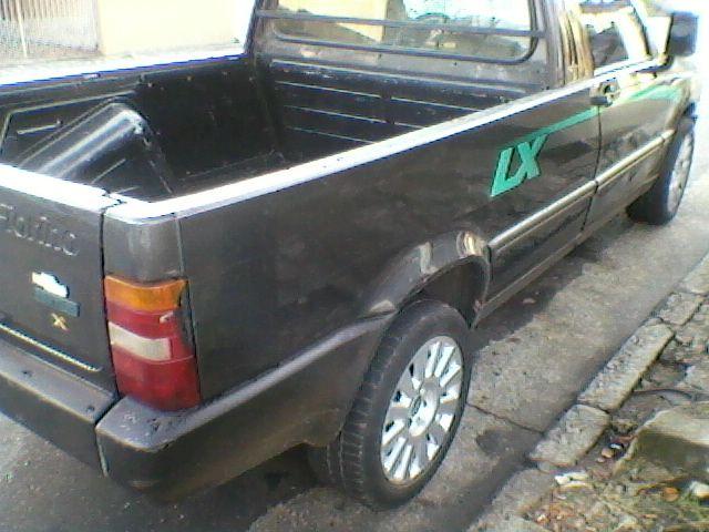 Fiat Fiorino Pick-Up LX - Foto #3