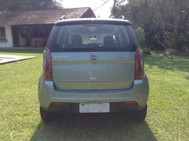 Fiat Idea Attractive 1.4 (Flex) - Foto #4