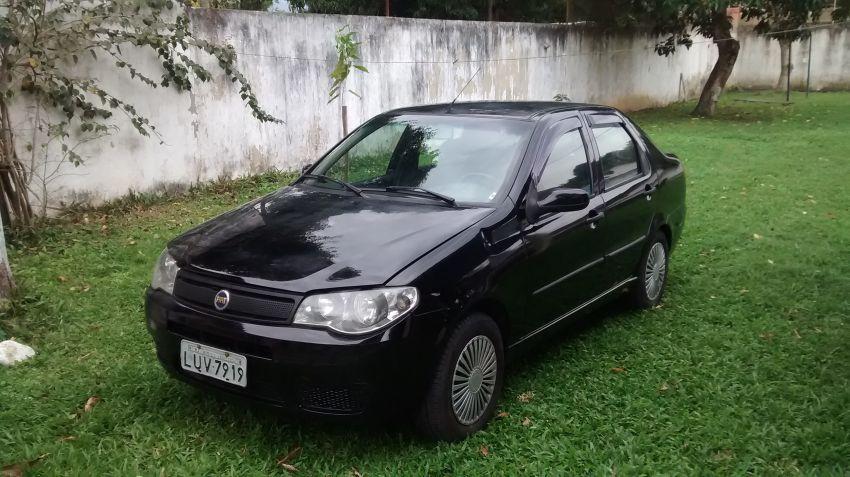 Fiat Siena ELX 1.0 8V (Flex) - Foto #1