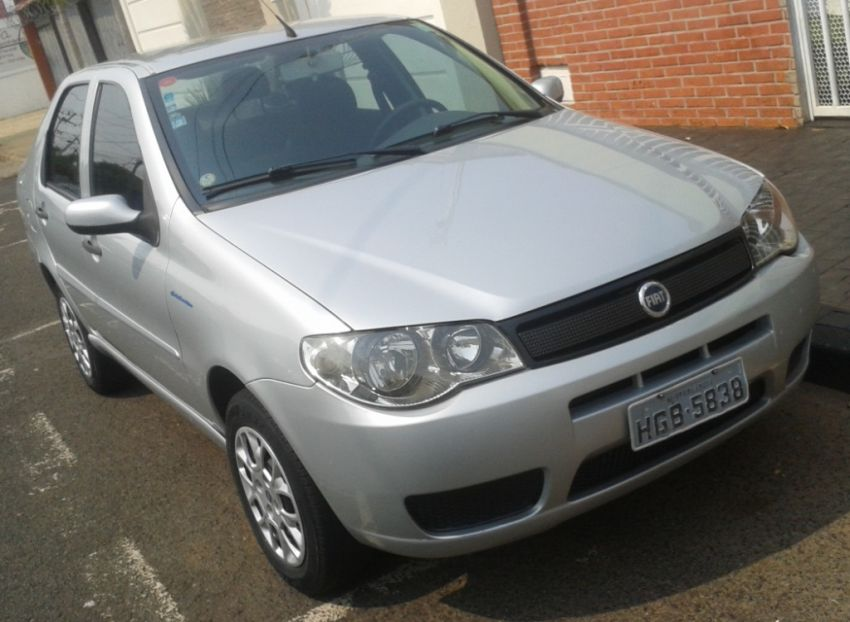 Fiat Siena Celebration Fire 1.0 8V (Flex) - Foto #5