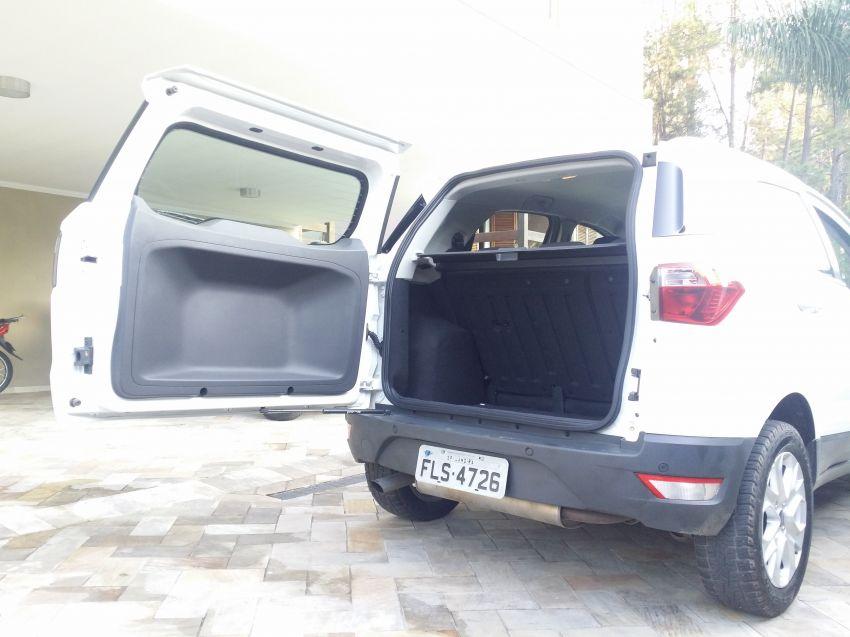 Ford Ecosport Titanium Plus PowerShift 2.0 16V (Flex) - Foto #1