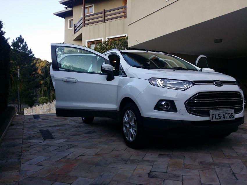 Ford Ecosport Titanium Plus PowerShift 2.0 16V (Flex) - Foto #2