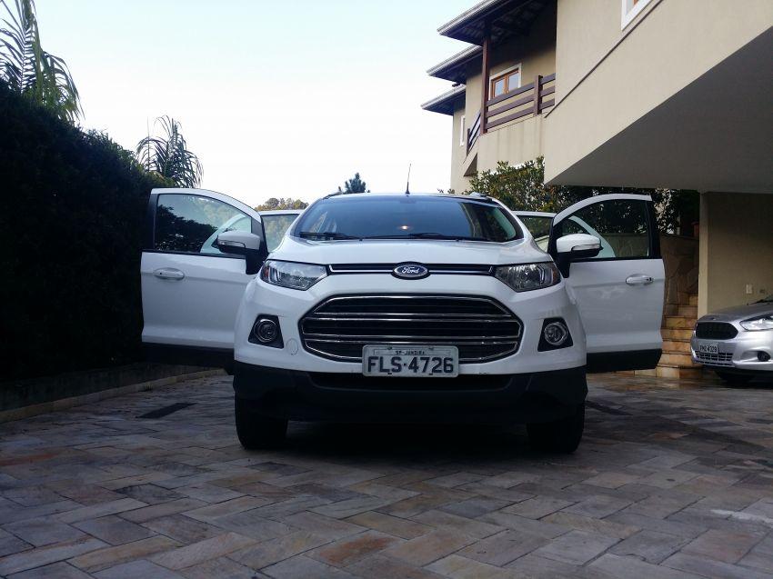 Ford Ecosport Titanium Plus PowerShift 2.0 16V (Flex) - Foto #4
