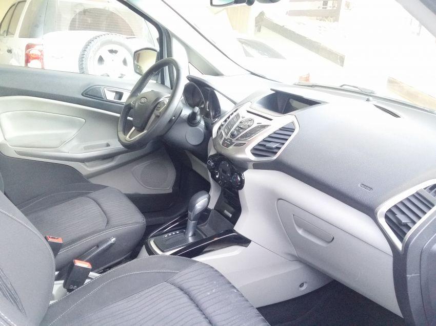 Ford Ecosport Titanium Plus PowerShift 2.0 16V (Flex) - Foto #6