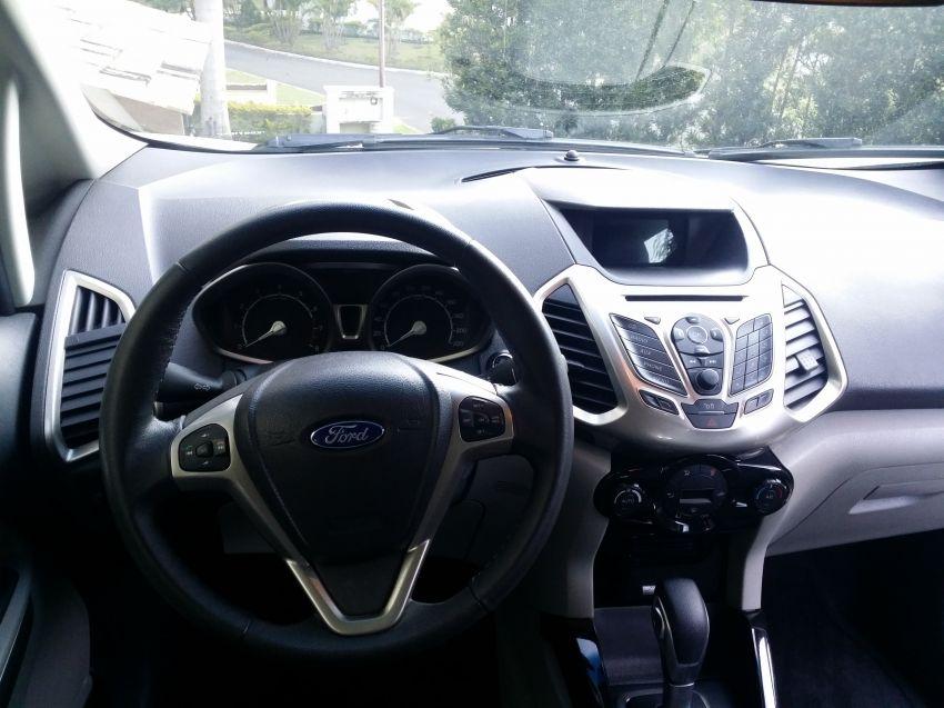 Ford Ecosport Titanium Plus PowerShift 2.0 16V (Flex) - Foto #8