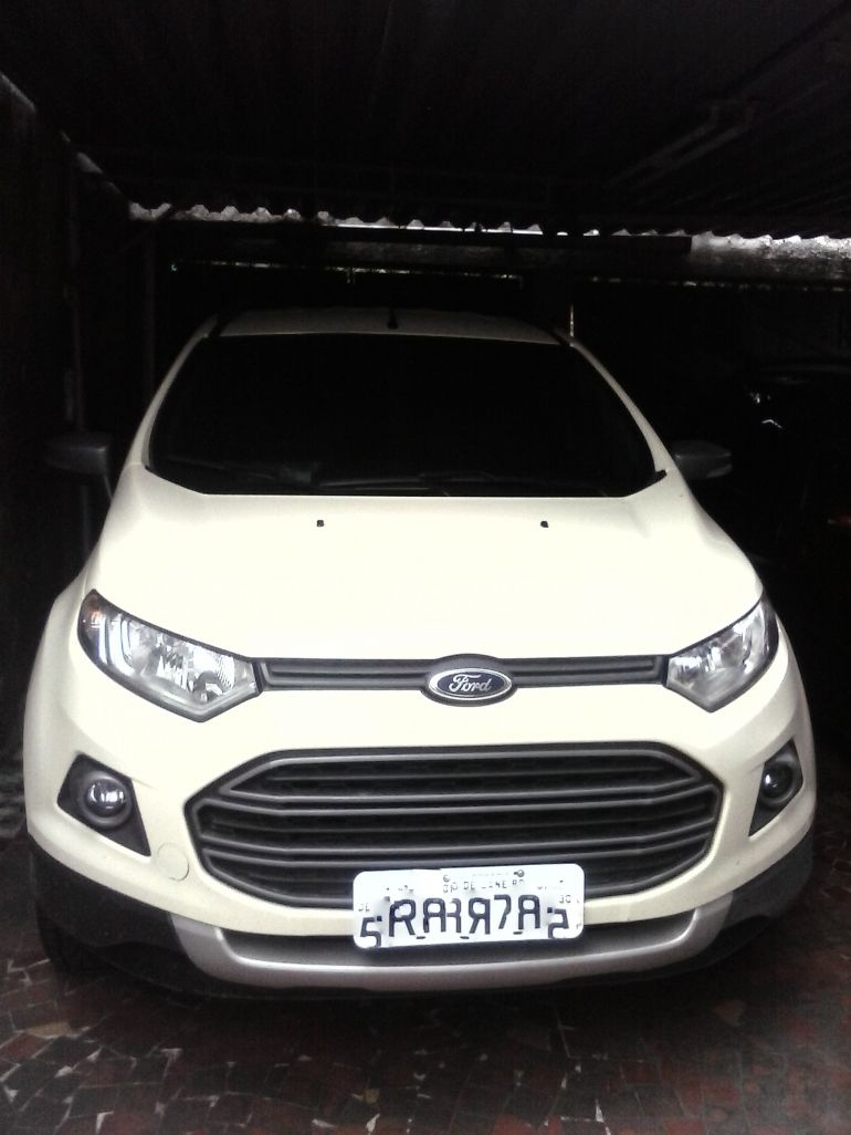 Ford Ecosport 1.6 TiVCT Freestyle - Foto #1