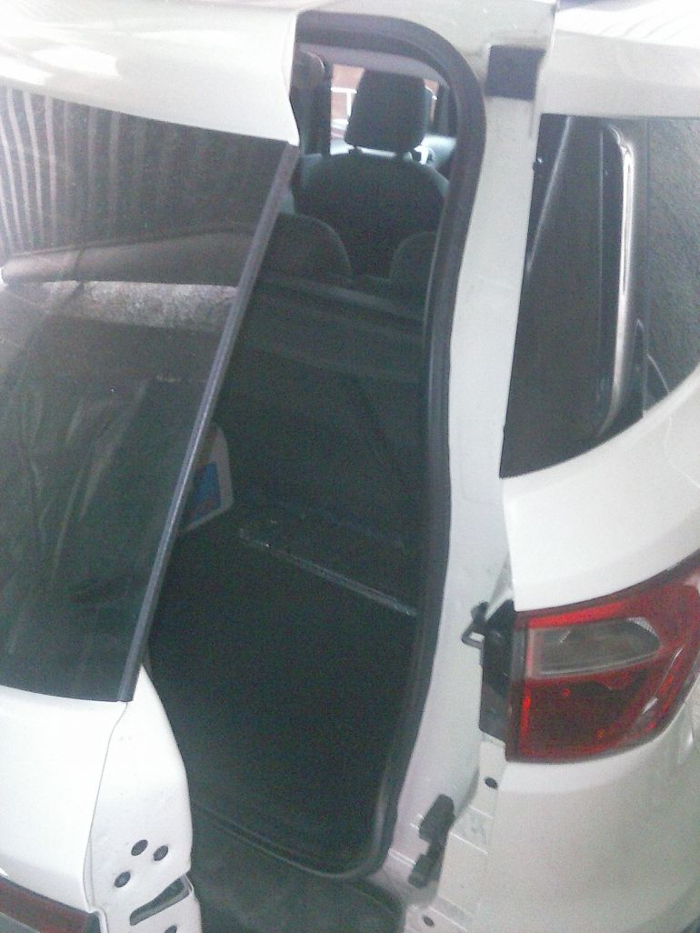 Ford Ecosport 1.6 TiVCT Freestyle - Foto #2