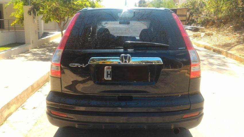 Honda CR-V EXL 2.0 16v 4x4 (Flex) (Aut) - Foto #5