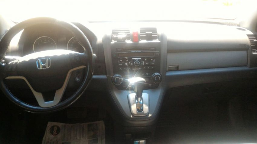 Honda CR-V EXL 2.0 16v 4x4 (Flex) (Aut) - Foto #6