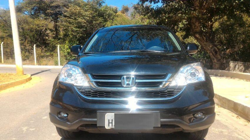 Honda CR-V EXL 2.0 16v 4x4 (Flex) (Aut) - Foto #8