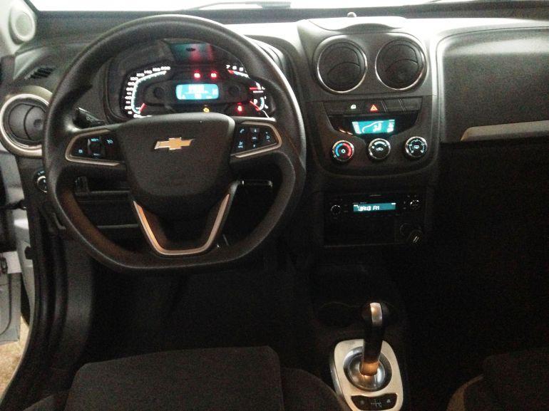 Chevrolet Agile LTZ 1.4 8V (Flex) Easytronic - Foto #6