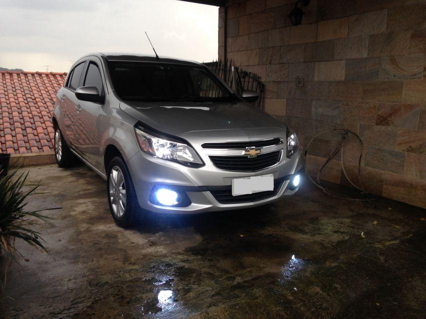 Chevrolet Agile LTZ 1.4 8V (Flex) Easytronic - Foto #4