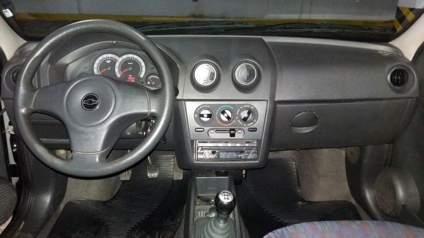 Chevrolet Celta Life 1.0 VHC (Flex) 2p - Foto #2