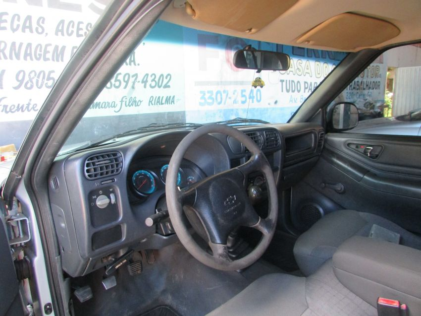 Chevrolet S10 2.4 Advantage (Cab Dupla) - Foto #4