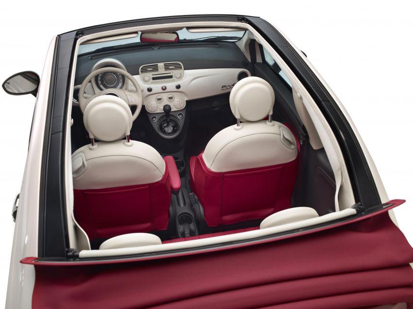 Fiat 500 Cabrio 1.4 Evo (Flex) - Foto #3