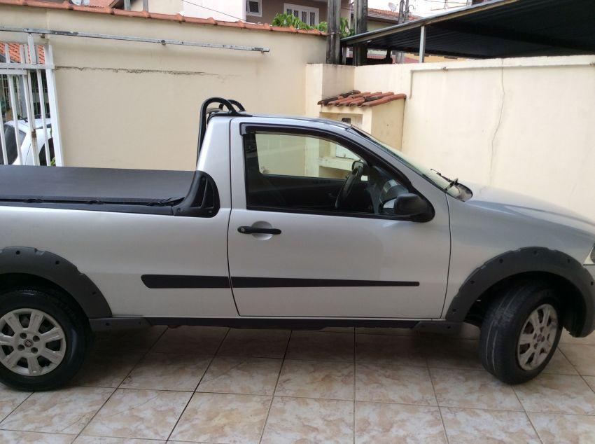 Fiat Strada Trekking 1.4 (Flex) (Cab Simples) - Foto #1