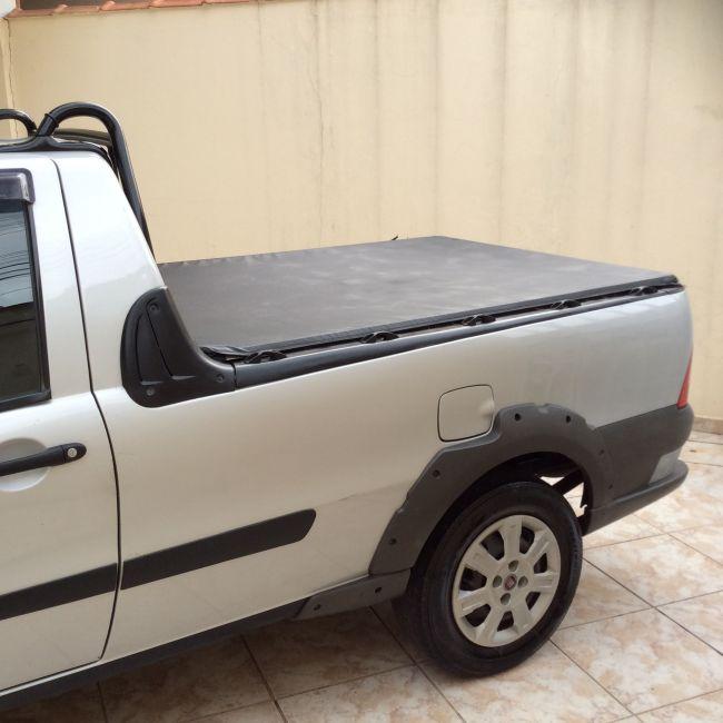 Fiat Strada Trekking 1.4 (Flex) (Cab Simples) - Foto #4