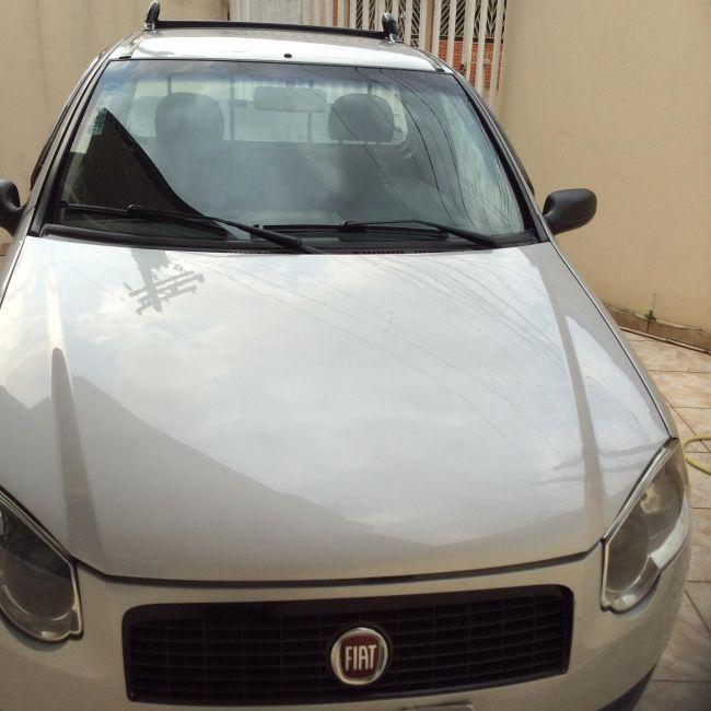 Fiat Strada Trekking 1.4 (Flex) (Cab Simples) - Foto #7