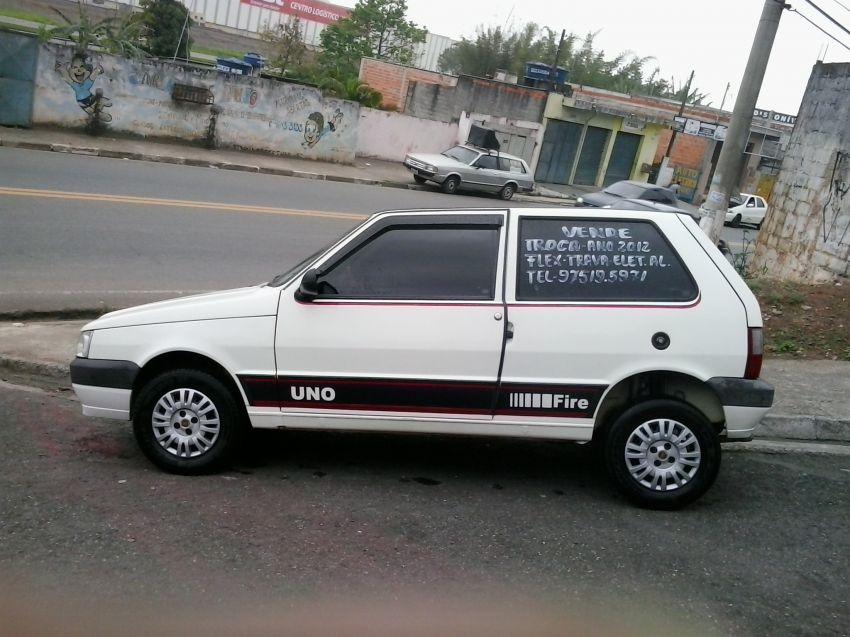 Fiat Uno Mille 1.0 Fire - Foto #1