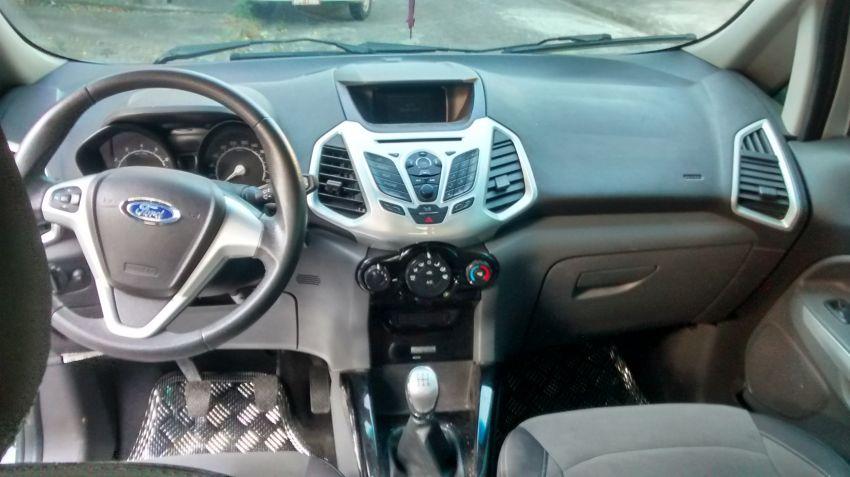 Ford Ecosport Freestyle 1.6 16V (Flex) - Foto #7