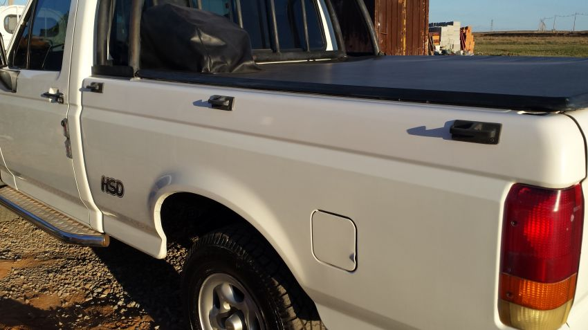 Ford F1000 XL Turbo 4x2 2.5 HSD (Cab Simples) - Foto #3
