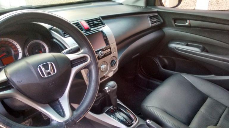 Honda City LX 1.5 16V (flex) (aut.) - Foto #6