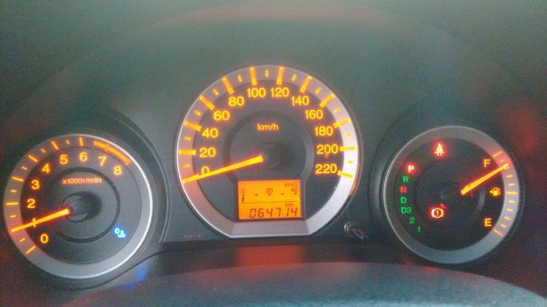 Honda City LX 1.5 16V (flex) (aut.) - Foto #9