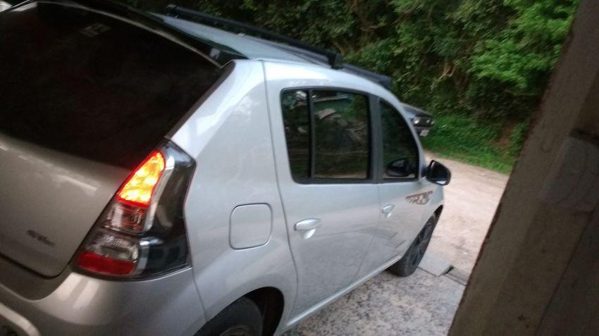 Renault Sandero GT Line 1.6 16V (Flex) - Foto #4