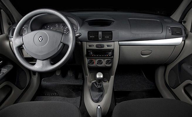 Renault Symbol 1.6 8V Expression Hi-Torque (flex)