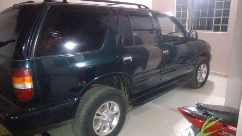 Chevrolet Blazer 4x2 4.3 SFi V6 - Foto #3