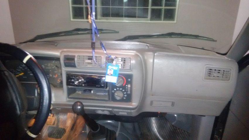 Chevrolet Blazer 4x2 4.3 SFi V6 - Foto #9