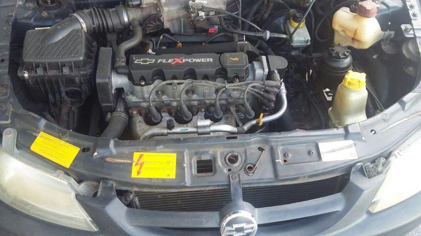 Chevrolet Celta Life 1.0 VHC (Flex)4p - Foto #5