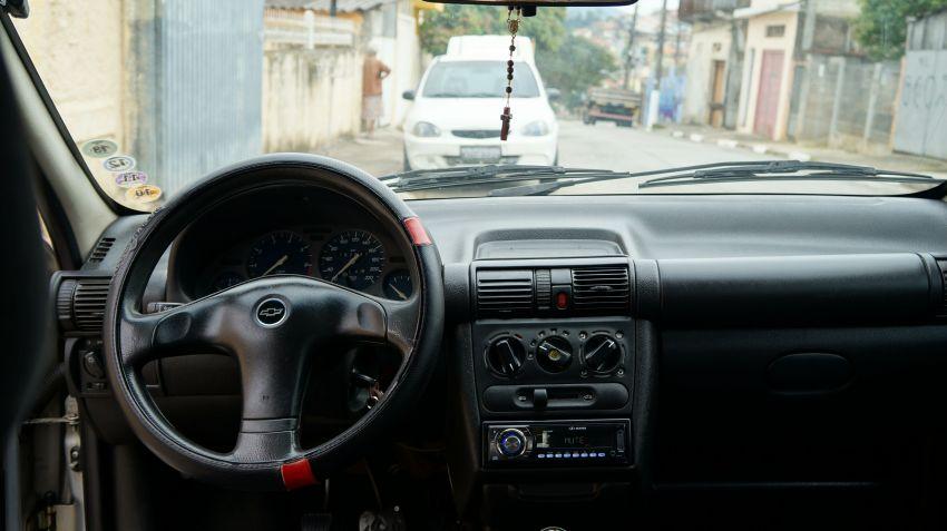 Chevrolet Corsa Wagon Super 1.0 MPFi 16V - Foto #5
