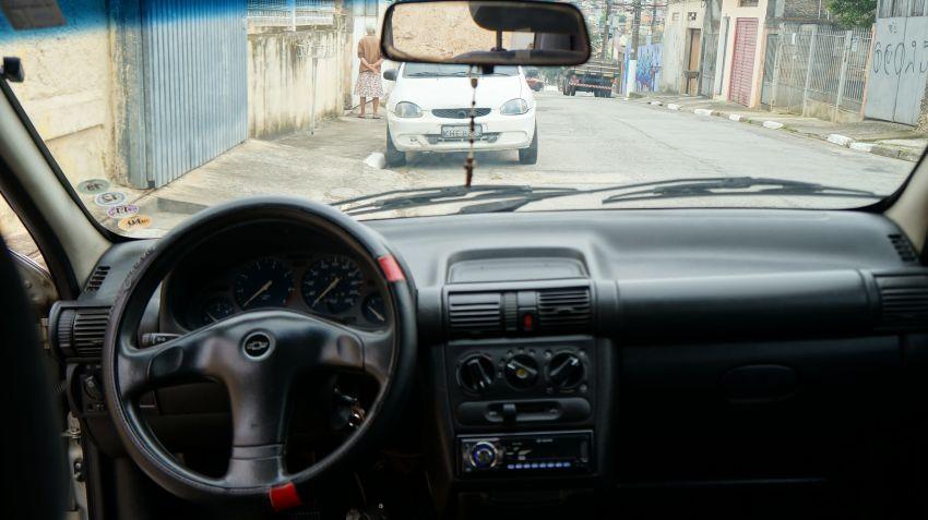 Chevrolet Corsa Wagon Super 1.0 MPFi 16V - Foto #6