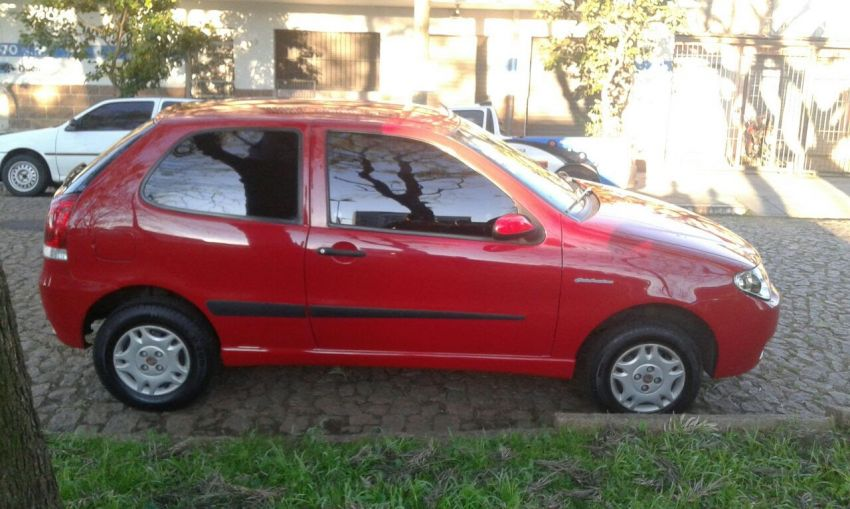 Fiat Palio Fire Economy 1.0 8V (Flex) 2p - Foto #2