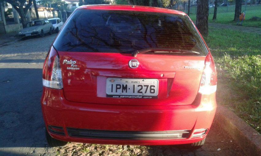 Fiat Palio Fire Economy 1.0 8V (Flex) 2p - Foto #3