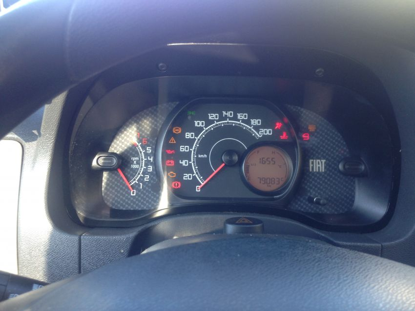 Fiat Palio Fire Way 1.0 (Flex) - Foto #1