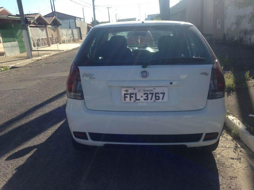 Fiat Palio Fire Way 1.0 (Flex) - Foto #3