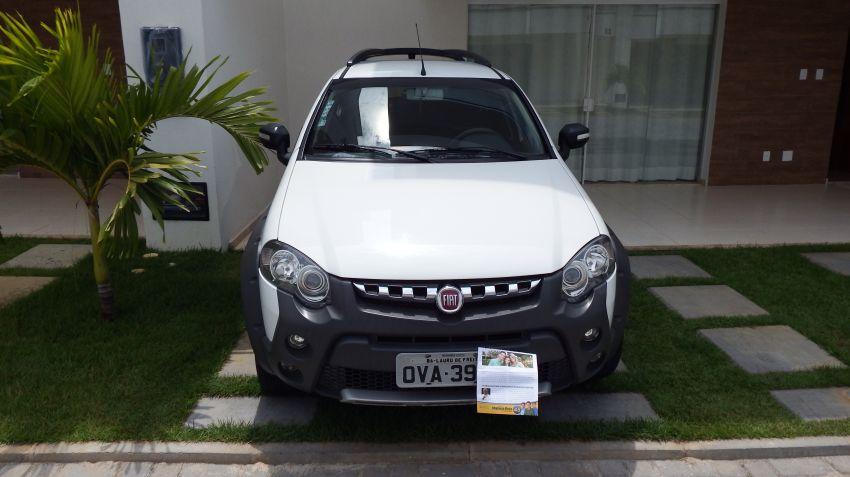 Fiat Palio Weekend Adventure Dualogic 1.8 16V (Flex) - Foto #5