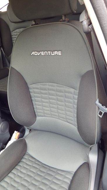 Fiat Palio Weekend Adventure Dualogic 1.8 16V (Flex) - Foto #7