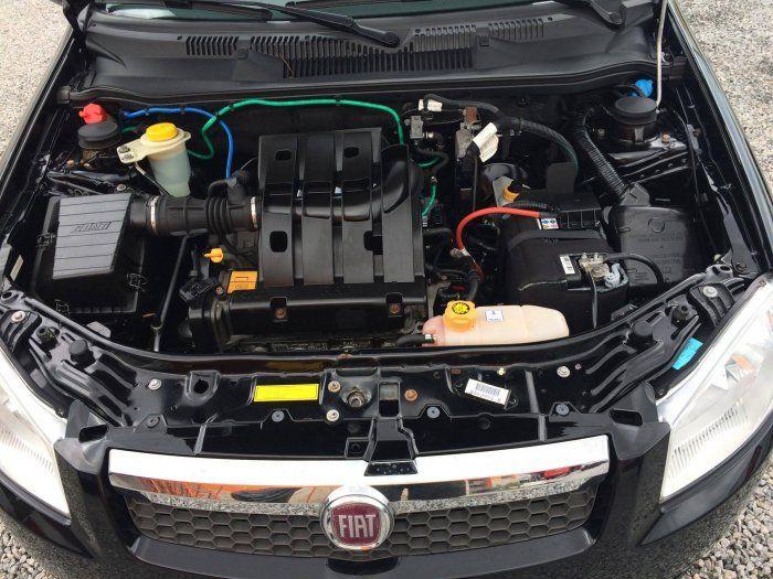Fiat Siena EL 1.0 Fire (Flex) - Foto #5