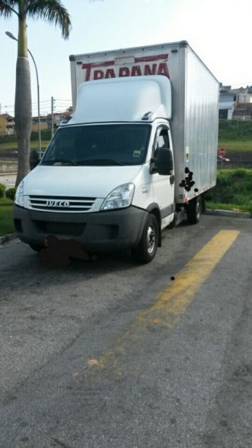 Iveco Daily 2.8 35.10 Chassi Cabine - Foto #1