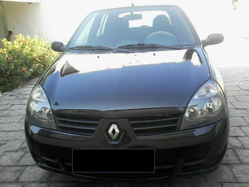 Renault Clio 1.0 16V (flex) 4p - Foto #2