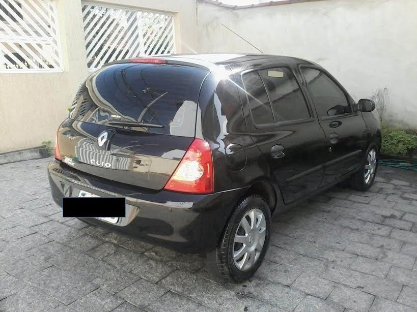 Renault Clio 1.0 16V (flex) 4p - Foto #5