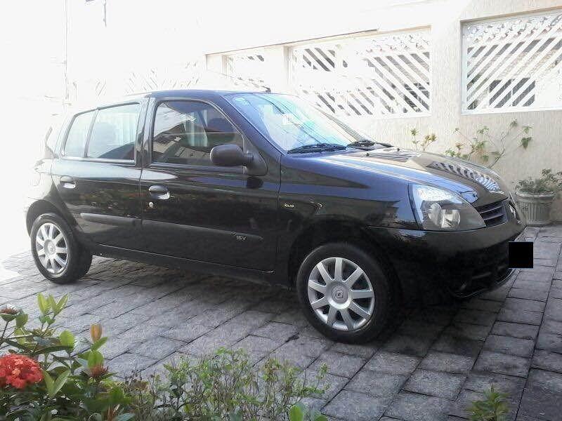Renault Clio 1.0 16V (flex) 4p - Foto #8