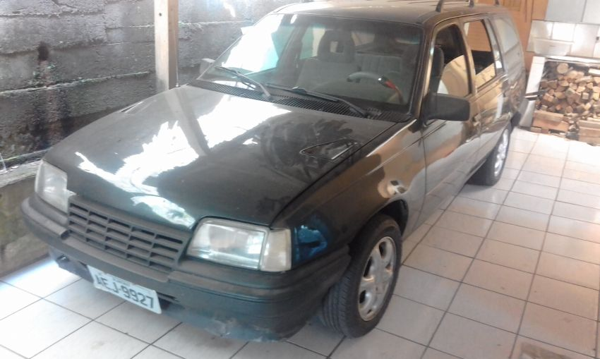 Chevrolet Ipanema GL 2.0 EFi - Foto #4