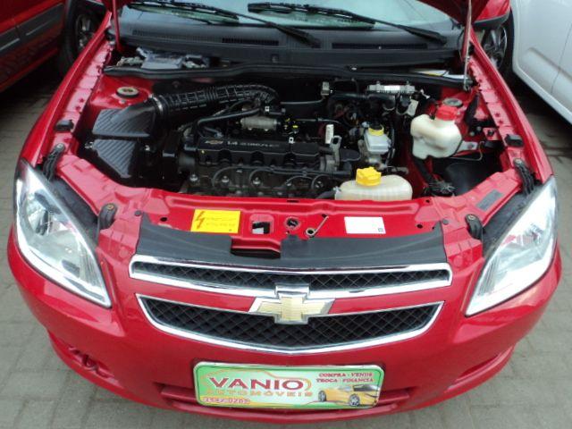 Chevrolet Prisma 1.4 8V LT Econoflex - Foto #3